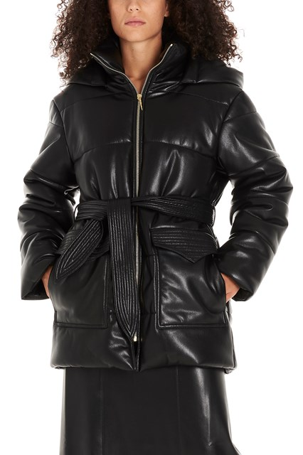 best service af020 f0c58 Piumino vegan leather