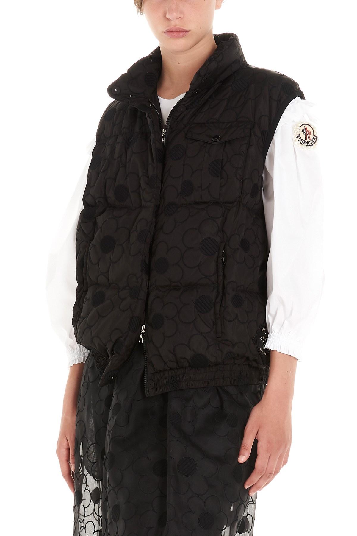 438239da1 moncler genius Moncler Genius x Simone Rocha 'Sash' vest available ...