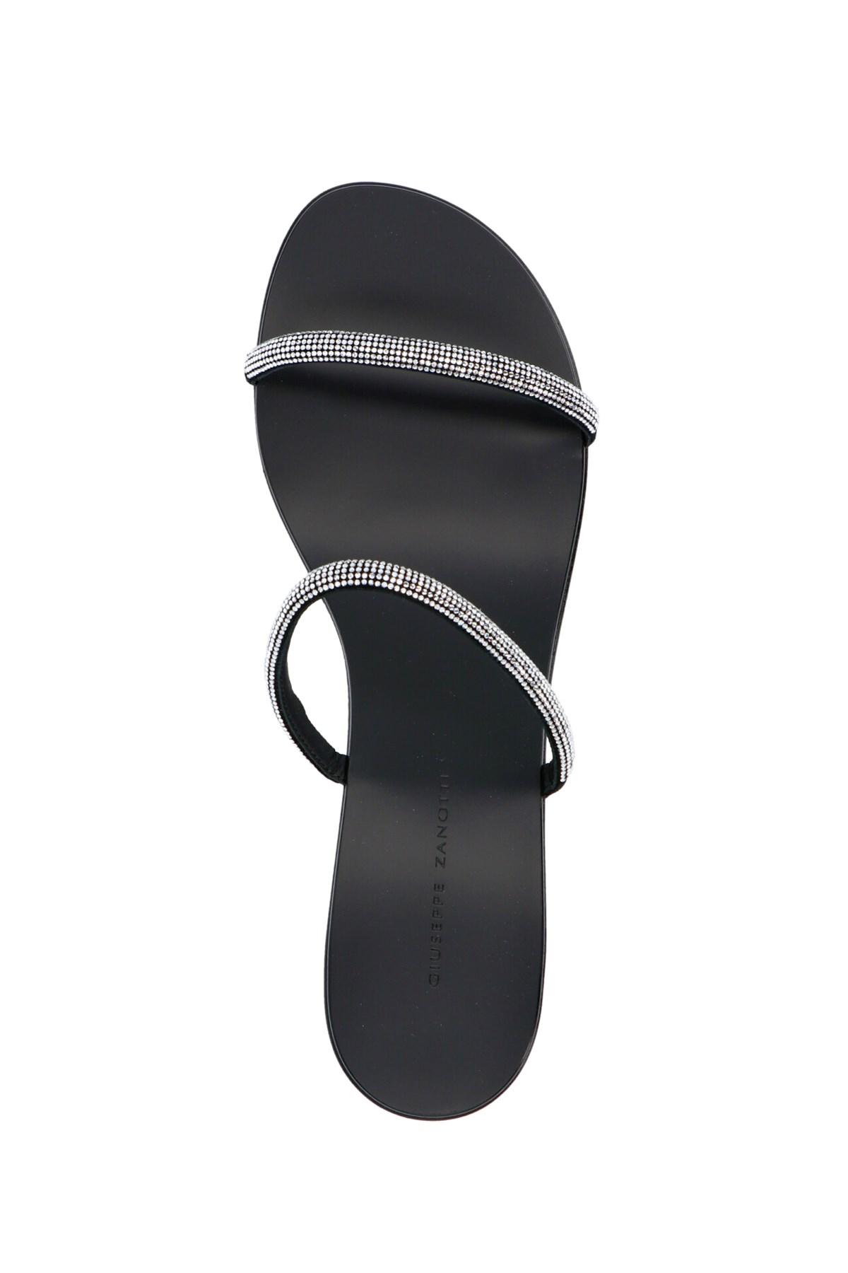 giuseppe zanotti 'Roll' sandals