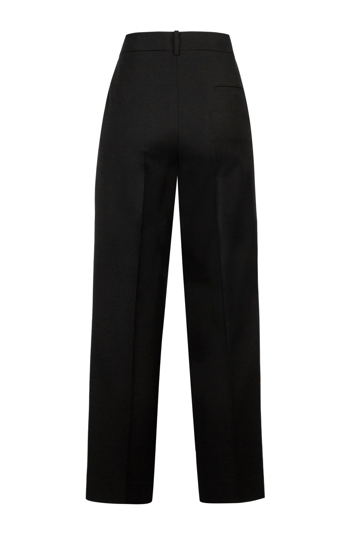 loewe Central fold wool pants available on www.julian-fashion.com - 122510  - BE