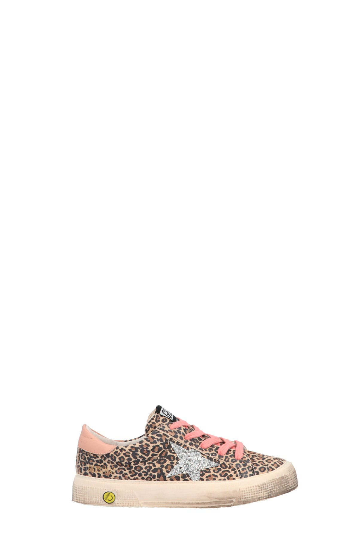 golden goose 'May' sneakers available