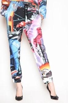 MOSCHINO Multicolor pants