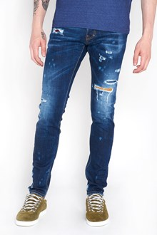 DSQUARED2 'Cool guy' destroyed denim jeans