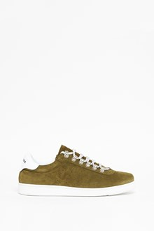 DSQUARED2 Leather 'Barney' sneaker