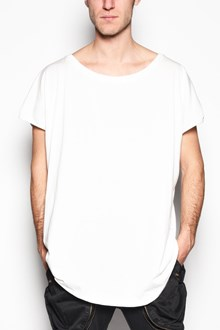 FAITH CONNEXION basic t-shirt with wide crew-neck