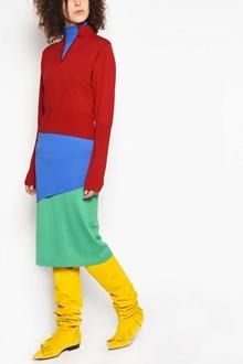 J.W.ANDERSON Turtle-neck 3 colors dress