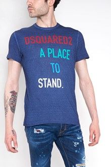 DSQUARED2 Cotton printed t-shirt