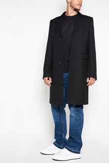 ALEXANDER MCQUEEN Cappotto lungo fit
