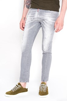 DSQUARED2 'Biker' denim jeans