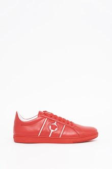 VERSACE Calf leather  sneaker
