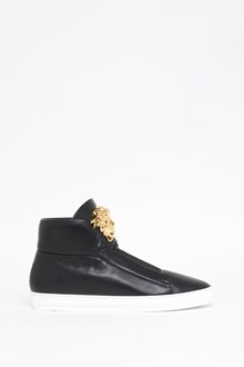 VERSACE Calf leather 'Carry over' sneaker