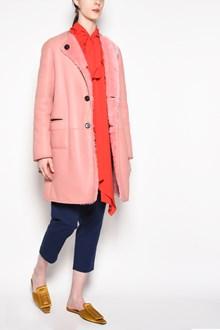MARNI reversible mutton coat