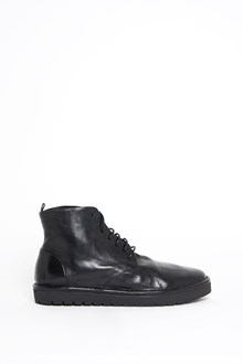 MARSÈLL ' Sancrispa' high calf leather laced shoes