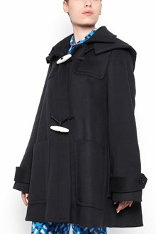 MARNI Short hooded montgomery jacket
