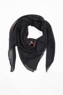 GIVENCHY 'Rottweiler' printed scarf
