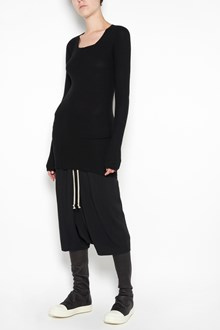 RICK OWENS 'boiled' sweater