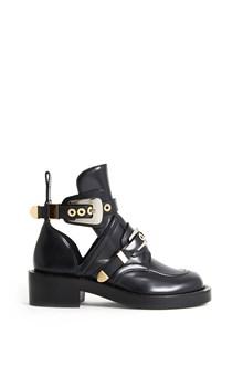 BALENCIAGA 'Ceinture' ankle boots