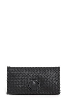 BOTTEGA VENETA Small braided calf leather 'Misc'  clutch