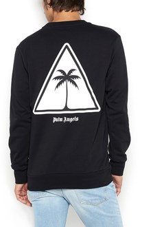 PALM ANGELS Cotton 'Palm Icon' sweater