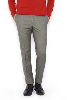 INCOTEX Cashmere'Venezia Line' skinny straight trousers