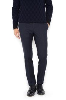 INCOTEX Cashmere 'Venezia Line' skinny straight trousers