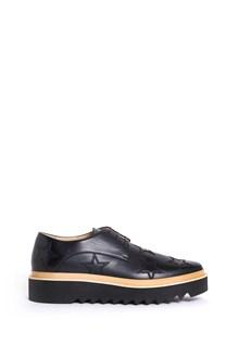 STELLA MCCARTNEY Sneaker stringate 'Elyse' con stelle