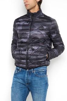 VALENTINO camouflage down jacket