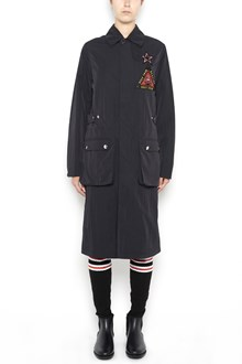 GIVENCHY Parka con patch