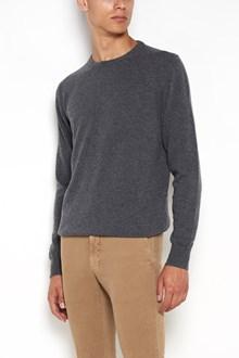 ZANONE Virgin wool and cashmere crew neck sweater