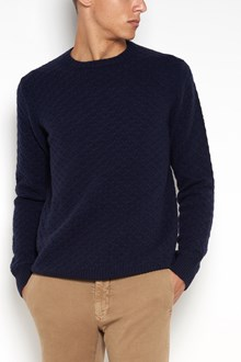 ZANONE Lambwool crew-neck sweater