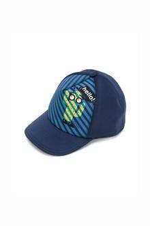 FENDI KIDS printed cap