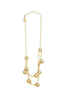 OSCAR DE LA RENTA 'sun star' necklace
