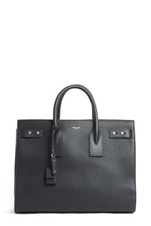 "SAINT LAURENT borsa a mano ""sac de jour"" media"