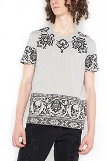 ALEXANDER MCQUEEN t-shirt 'engin skull'