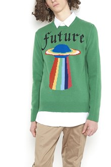 GUCCI 'hollywood ufo' sweater