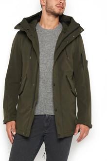 C.P. COMPANY medium windcheater padded jacket