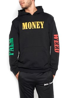 PALM ANGELS 'Money' hoodie with prints