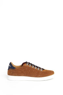 DSQUARED2 'Barney' sneakers with back jeans insert