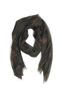 VALENTINO GARAVANI 'Camouflage' foulard