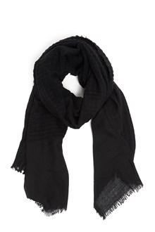 FALIERO SARTI 'Arabella' multicoloured checked scarf