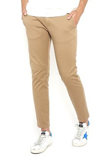 "DEPARTMENT FIVE ""prince"" cotton chinos"