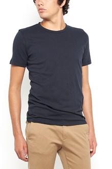 MAJESTIC FILATURES cotton t-shirt mixed cashmere