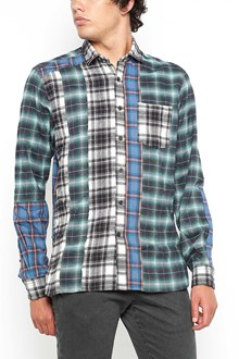 LANVIN checked shirt