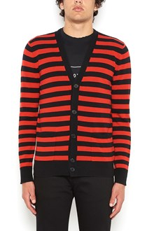 GIVENCHY Striped cardigan