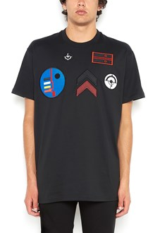 GIVENCHY T-shirt with patches