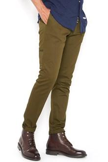 FORTELA gabardine cotton trousers