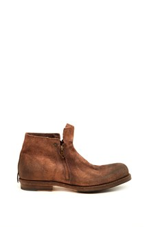 PETE SORENSEN 'Keith Horse reverse' ankle boots