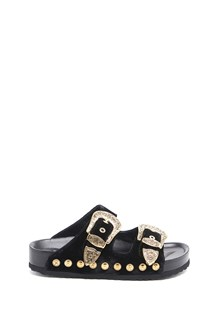 FAUSTO PUGLISI sandals with buckle