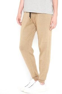 MARKUS LUPFER Lurex joggers trousers