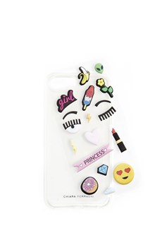 CHIARA FERRAGNI stickers i-phone 7 case